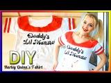 DIY ФУТБОЛКА ХАРЛИ КВИНН Отряд Самоубийц Harley Quinn Suicide Squad T-Shirt