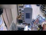 Трюкач в супермаркете