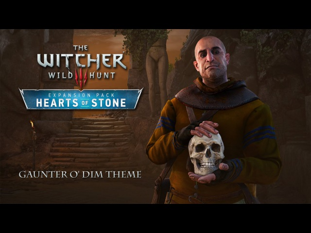 Gaunter o Dimm Theme | The Witcher 3 Wild Hunt | Hearts of Stone