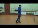 Уроки Лезгинки от Аскера часть 11 (комбинация 4-я)