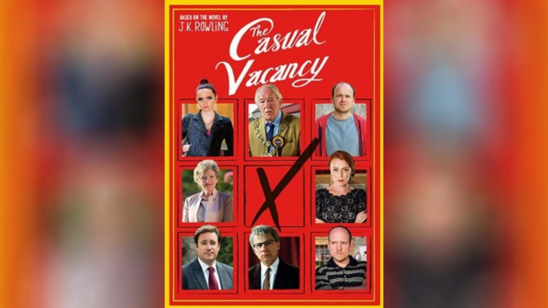 Случайная вакансия (2015) | The Casual Vacancy