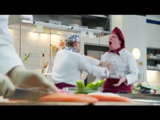 Кухня: Сценка Сени и Феди