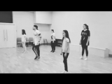 Танец Эдди Саяди