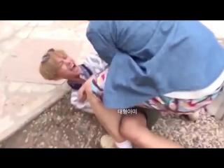 это так мило и смех этот просто ваще *плачет* #вигуки