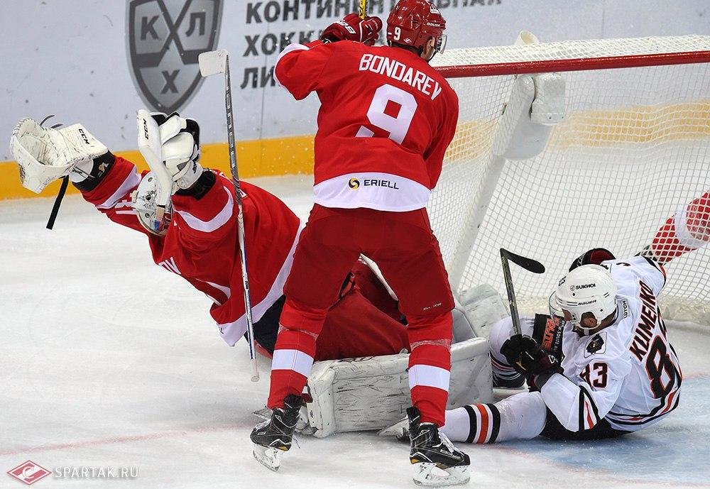 Никита Беспалов: Надеюсь, скоро вернусь в строй (Видео)