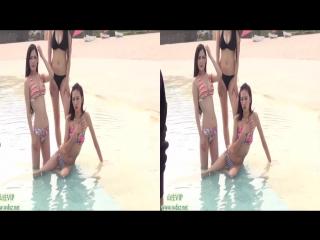 Bikini koria show 2016 3d sbs 1080p [vr google cardboard or vr box]