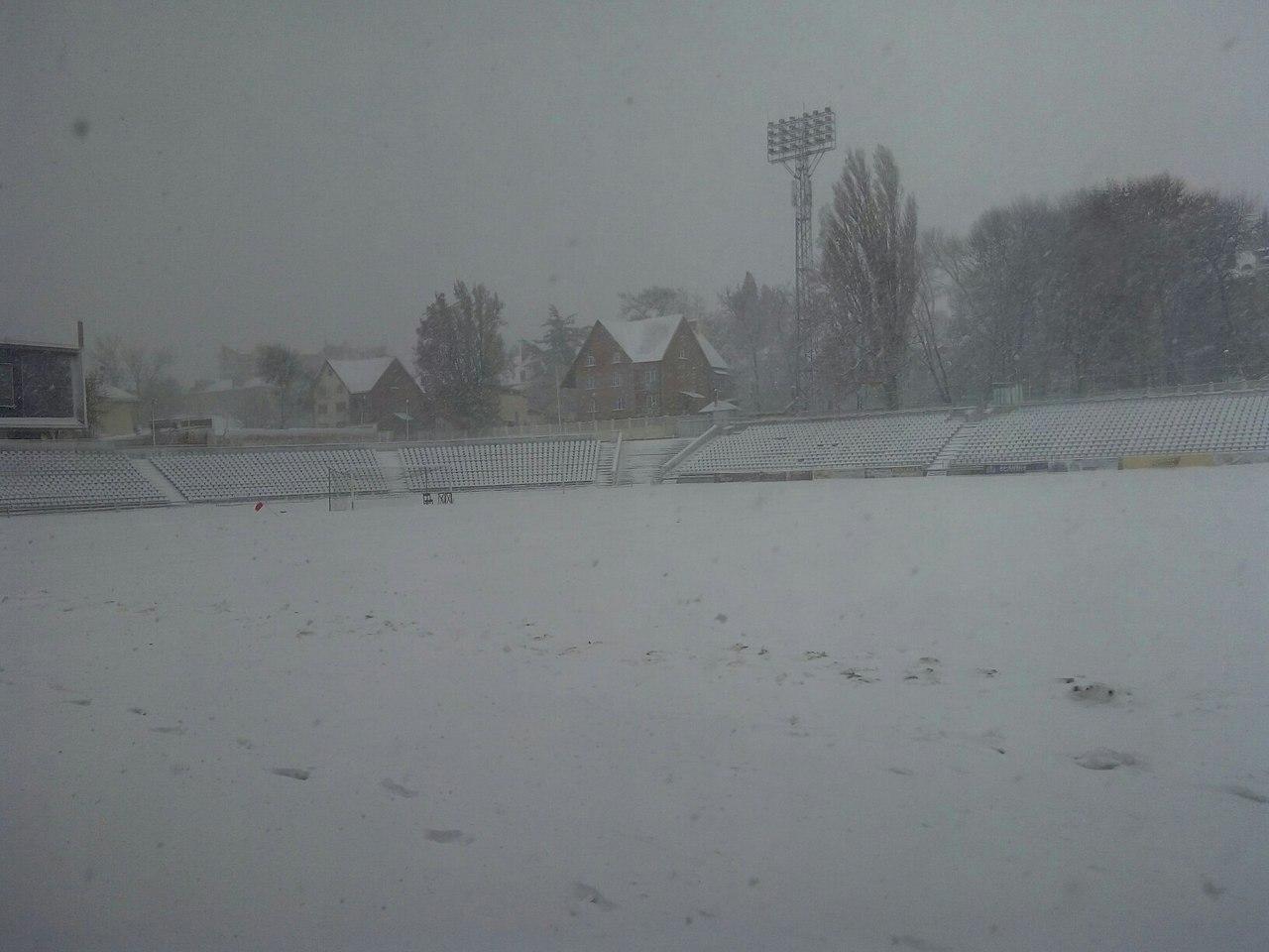Чотири матчі Другої ліги і гра Буковина - Тернопіль скасовані через снігопади (оновлено) - изображение 2