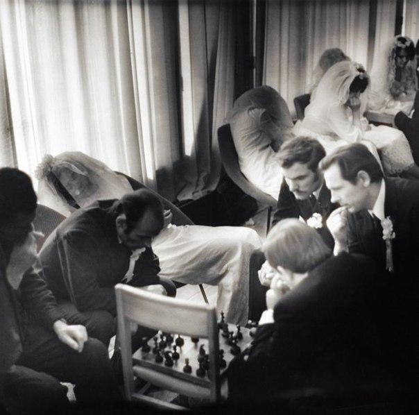 Очередность в ЗАГС, СССР, Таллин, 1973