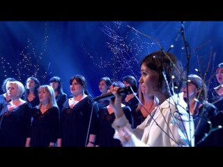 Katie Melua & Gori Women's Choir - The Little Swallow / Щедрик (Live at The Graham Norton Show 2016)