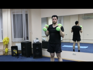 Тайбо фитнес для похудения, самообороны и