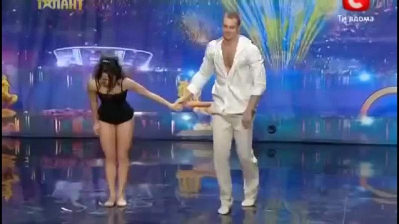Танцевальный дуэт DUO FLAME