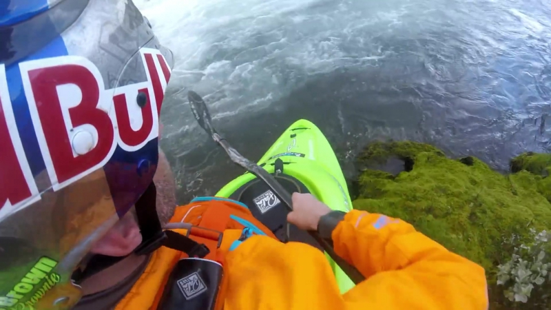 GoPro׃ The 66th Parallel - Discovering Iceland with Ben Brown