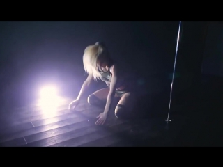 Pole Dance - Mila Feel - The New Queen Of Exotic Pole Sport Made In Ukraine