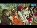 Новорічна феєрія для дітей у садочку «Золота рибка»