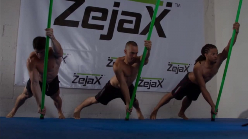 ZED 5 Bodyweight Training Zejax Pull Ups No Pull Up Bar Needed