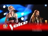 The Voice 2016 Alisan Porter and Jennifer Nettles - Finale