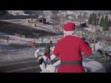 Трейлер рождественского DLC Stocking Stuffer Holiday для Dead Rising 4