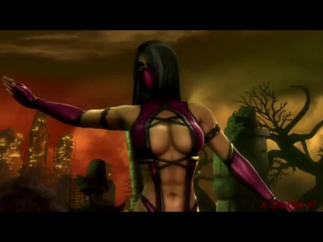 Mortal Kombat 9 - Johnny Cage-Sonya Blade Tag Ladder (EXPERT)