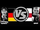 LA CUP Mando (GER) VS Griff (ENG) Quarter Final