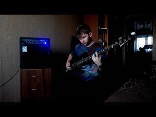 BRMC - Beat the Devil's Tattoo (bass cover)