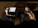 Arno Babajanyan Two Pieces for Cello and Piano performed by Duo Ars Lunga