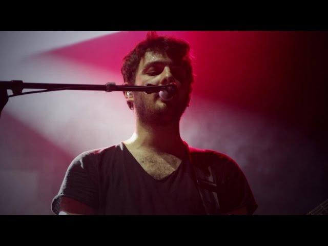 Les Discrets Rue Octavio Mey live at Prophecy Fest 2016