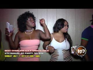 Sexy Charlene No Panty No Bra 2013 YouTube 1080p BestOFDancehall