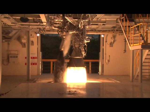[KARI] 한국형발사체 75톤급 엔진 75초 연소시험