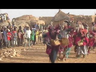Dogon country : Dama at Kamba (plateau) May 2013