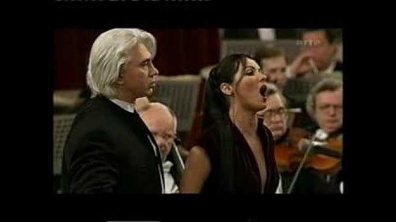 A. Netrebko D. Hvorostovsky Duet Nedda-Silvio Pagliacci