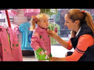 ✿ Влог Шоппинг Принцессы Одежда Игрушки Много Конфет Gummy Candy Chuppa Chups Lollipops Америка vlog