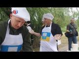 Арсен Аваков сварил для мариупольцев гороховый суп