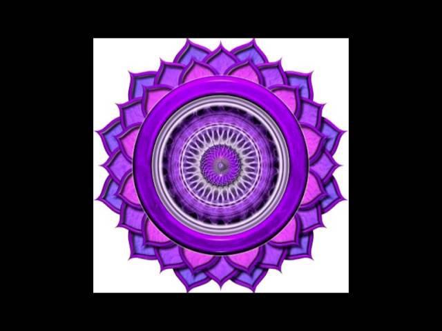 Биджа Мантра ОМ, Очищение и Активация седьмой чакры Сахасрара / Bija Mantra OM, Sahasrara Chakra