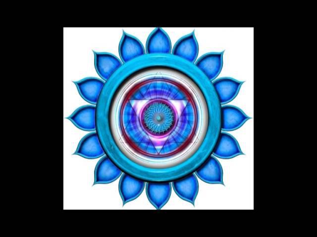 Биджа Мантра ХАМ, Очищение и Активация пятой чакры Вишуддха / Bija Mantra HAM, Vishuddha Chakra