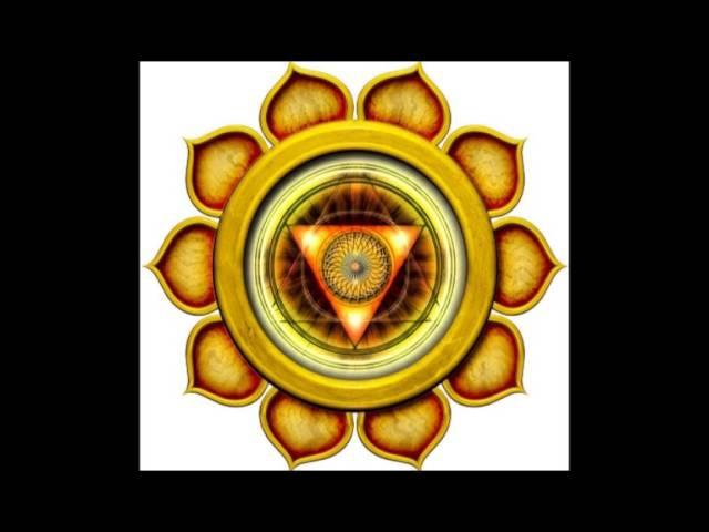 Биджа Мантра РАМ, Очищение и Активация третьей чакры Манипура Bija Mantra RAM, Manipura Chakra