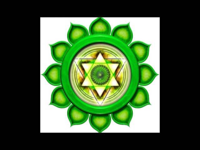 Биджа Мантра ЯМ, Очищение и Активация четвертой чакры Анахата / Bija Mantra YAM, Anahata Chakra
