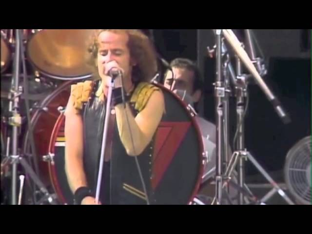 Scorpions - Bad Boys Running Wild Live In Japan Hq