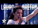 Laura Bretan Auditions Performances America's Got Talent 2016 Finalist