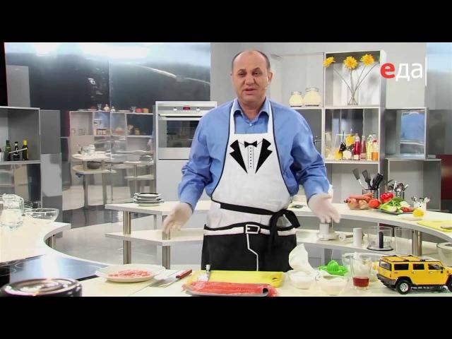 Три способа засолить красную рыбу / рецепт от шеф-повара / Илья Лазерсон
