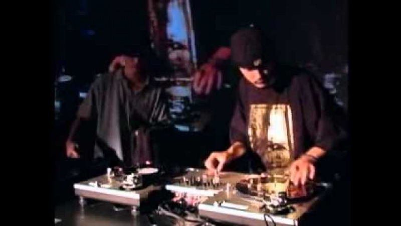 DJ IZOH 威蔵 2005 DMC JAPAN FINAL