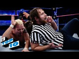 [#My1] Top 10 SmackDown Live moments: WWE Top 10, Oct. 11, 2016