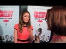 Amanda Crew at the Season 2 Premiere for HBO's Silicon Valley SiliconValley @AmandaCCrew