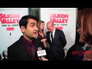 Kumail Nanjiani at the Season 2 Premiere for HBO's Silicon Valley SiliconValley @KumailN