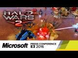 Официальный трейлер мультиплеера Halo Wars 2