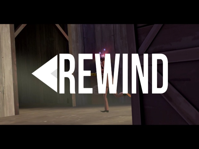 REWIND - A TF2 Spy Frag Movie