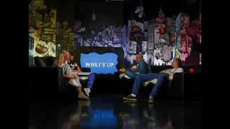 Программа What's Up Oxxxymiron и Schokk - 4 й выпуск 1 я часть