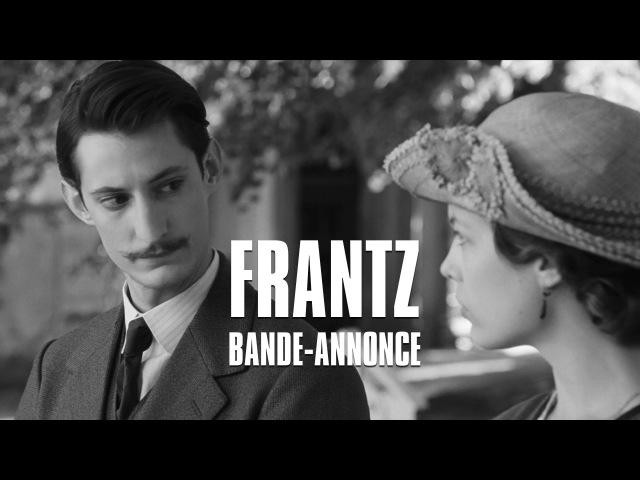 Frantz de François Ozon avec Pierre Niney - Bande-Annonce