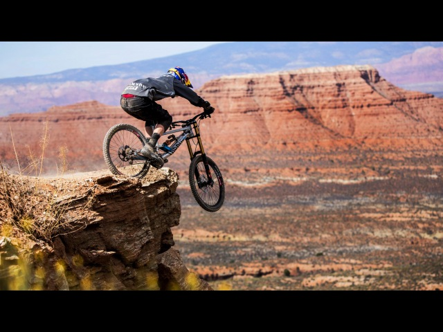Thomas Genon's Steep and Technical Finals Run Red Bull Rampage 2015