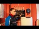 обвязка газового котла c бойлером косвенного нагрева