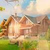 Каркасные дома и бани из бруса